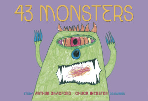 43 Monsters, coming this Fall!